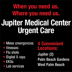 Jupiter Medical Center ad